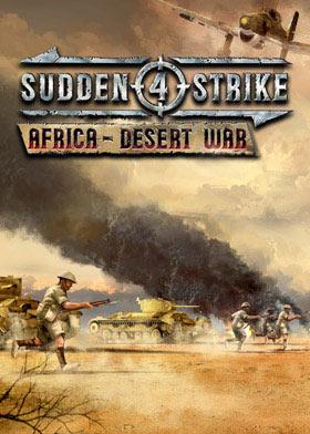 Nexway Sudden Strike 4 - Africa: Desert War (DLC) Video game downloadable content (DLC) PC/Mac/Linux Sudden Strike 4: Africa - Desert War Español