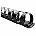 GBC CombBind Binding Combs 8mm A5 BK (100) ring binder
