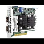 Hewlett Packard Enterprise 533FLR-T Internal Ethernet 20000Mbit/s networking card