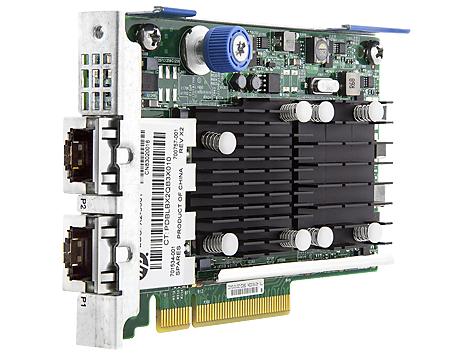 Hewlett Packard Enterprise 533FLR-T Ethernet 20000 Mbit/s Internal