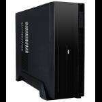 Chieftec UE-02B Mini-Tower 250W Black computer case