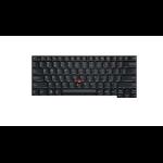 Lenovo 01EN537 Keyboard notebook spare part