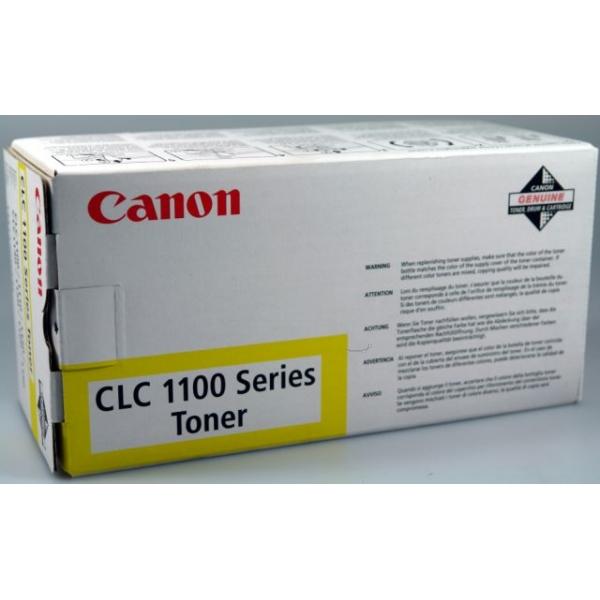 CLC1100 Toner Yellow