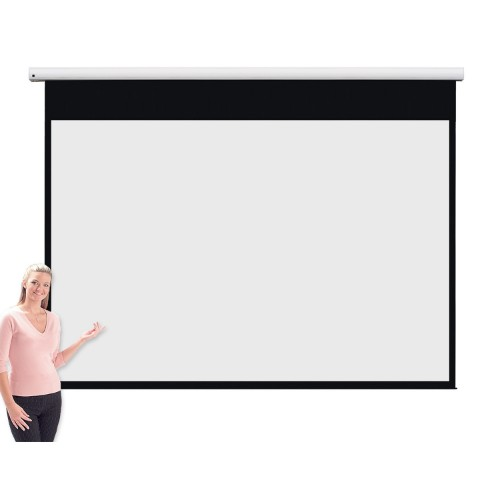 Metroplan Eyeline Pro Channel Fix projection screen 2.39 m (94
