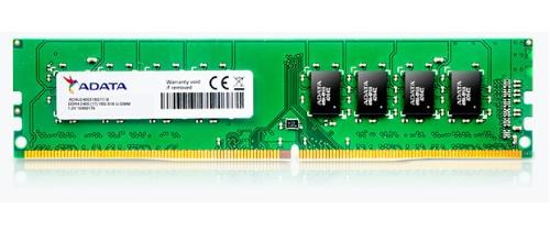 ADATA AD4U2400J4G17-S memory module 4 GB DDR4 2400 MHz