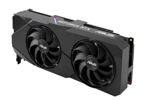 ASUS Dual -RTX2070-O8G-EVO GeForce RTX 2070 8 GB GDDR6