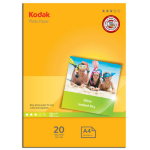 Kodak 5740-512 A4 Gloss Yellow photo paper