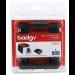 Evolis CBGR0500K cinta para impresora 500 páginas Negro