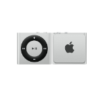 Apple iPod shuffle 2GB MP3 player 2GB Silver