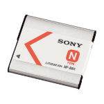 Sony NP-BN1 camera/camcorder battery