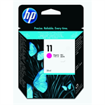 HP C4837AE (11) Inkcartridge magenta, 1.2K pages, 28ml