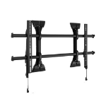 "Chief LSM1U signage display mount 160 cm (63"") Black"