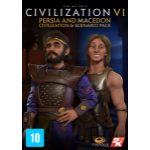2K Civilization VI - Persia and Macedon Civilization & Scenario Pack PC CHI (SIMPL), CHI (TR), DEU, ENG, ESP, FRE, ITA, JPN, KOR, POL