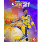 2K NBA 2K21 Mamba Forever Edition PC Special