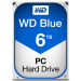 Western Digital Blue 6000GB Serial ATA III internal hard drive
