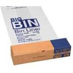 ACORN BIG BIN TWIN BIN HVY DTY LINR PK50