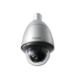 Panasonic WV-SW397A IP Indoor & outdoor Dome White surveillance camera