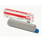 OKI 43487712 Toner black, 6K pages @ 5% coverage
