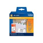 Brother DK-1247 printer label White Self-adhesive printer label