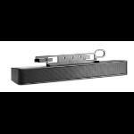 HP LCD Speaker Bar soundbar speaker