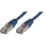 Microconnect STP620B networking cable Blue 20 m Cat6 F/UTP (FTP)