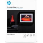 HP Premium Plus Fotopapier seidenmatt – 20 Blatt/A4 (210 x 297 mm)