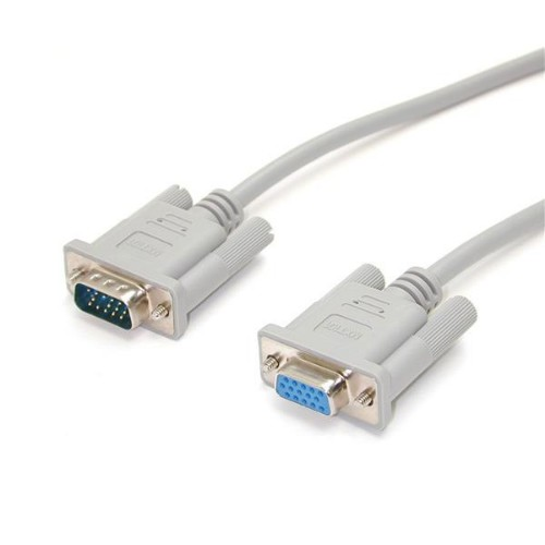 StarTech.com 15 ft VGA Monitor Extension Cable - HD15 M/F VGA cable
