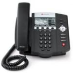 Polycom SoundPoint IP 550 4 Line DsktpPhn, HD
