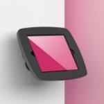 """Bouncepad Wallmount tablet security enclosure 24.6 cm (9.7"""") Black"""