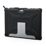 "Urban Armor Gear SFPRO4-BLK-VP tablet case 31.2 cm (12.3"") Cover Black,Silver"