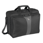 """Wenger/SwissGear 600655 notebook case 43.2 cm (17"""") Briefcase Black, Grey"""