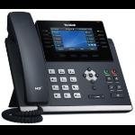 Yealink SIP-T46U IP phone Grey LCD Wi-Fi