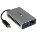 StarTech.com Thunderbolt to Gigabit Ethernet plus USB 3.0 - Thunderbolt Adapter