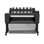 HP Designjet T930 Colour 2400 x 1200DPI Thermal inkjet A0 (841 x 1189 mm) large format printer