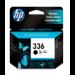 HP 336 Original Negro 1 pieza(s) Rendimiento estándar
