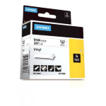 DYMO 9mm RHINO Coloured Vinyl D1 label-making tape