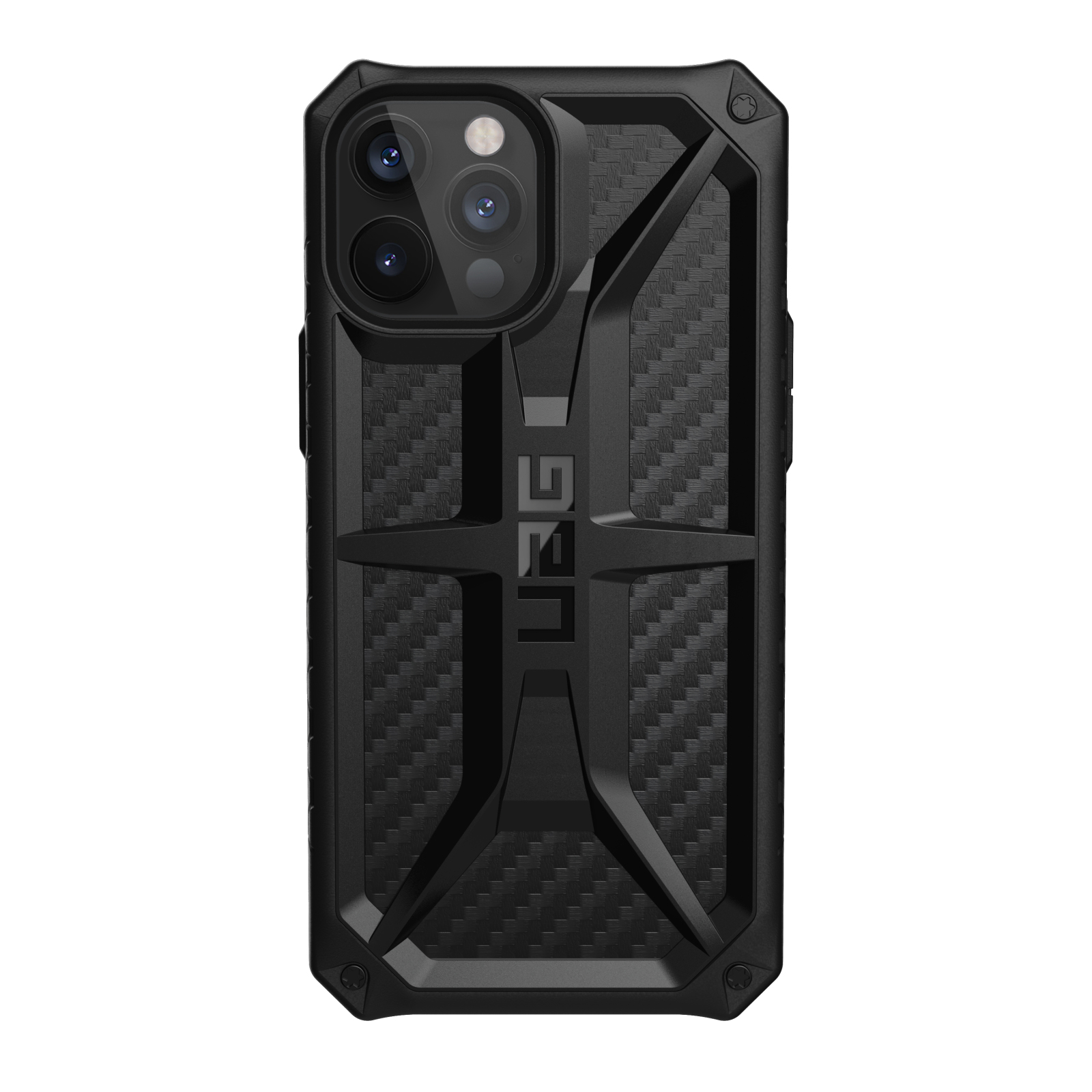 "Urban Armor Gear Monarch funda para teléfono móvil 17 cm (6.7"") Negro"
