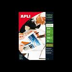 APLI 11833 Gloss White printing paper