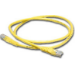 Microconnect CAT6 UTP 3m LSZH 3m Yellow networking cable