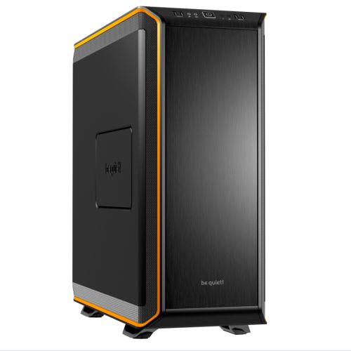 be quiet! Dark Base 900 Midi ATX Tower Black,Orange