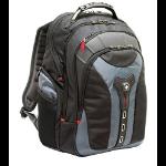 "Wenger/SwissGear 600639 notebook case 43.2 cm (17"") Backpack case Black, Grey"