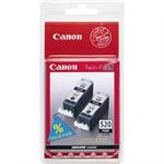 Canon PGI-520BK Twin Pack ink cartridge Original Black Multipack 2 pc(s)