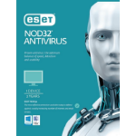 Eset NOD32 Antivirus 1 Device 2 Years Retail Download Card