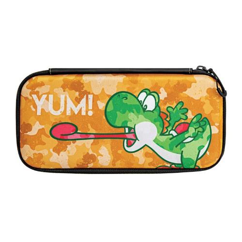 PDP Yoshi Camo Edition Pouch case Nintendo EVA (Ethylene Vinyl Acetate) Multicolour