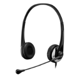 Adesso Xtream P2 Headset Head-band USB Type-A Black