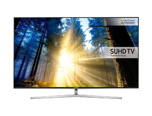 """Samsung Series 8 UE65KS8000TXXU TV 165.1 cm (65"""") 4K Ultra HD Smart TV Wi-Fi Silver"""