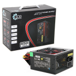 ACE A-550BR 550W Black power supply unit