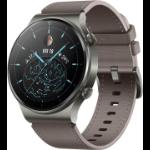 "Huawei WATCH GT 2 Pro AMOLED 3.53 cm (1.39"") Grey GPS (satellite)"