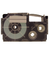 Casio XR-6WE label-making tape