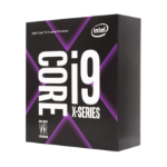 Intel Core ® ™ i9-7920X X-series Processor (16.50M Cache, up to 4.30 GHz) 2.9GHz 16.5MB L3 Box